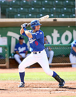 Tony Delmonico / Ogden Raptors..Photo by:  Bill Mitchell/Four Seam Images