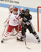 Jake Oettinger (BU - 29), John MacLeod (BU - 16), Erik Foley (PC - 12) - The Boston University Terriers tied the visiting Providence College Friars 2-2 on Saturday, December 3, 2016, at Agganis Arena in Boston, Massachusetts.