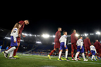 Aleksandar Kolarov of AS Roma <br /> Roma 20-02-2020 Stadio Olimpico <br /> Football Europa League 2019/2020 Round of 32 first leg <br /> AS Roma -  Kaa Gent <br /> Photo Andrea Staccioli / Insidefoto