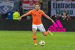 06.09.2019, Volksparkstadion, HAMBURG, GER, EMQ, Deutschland (GER) vs Niederlande (NED)<br /> <br /> DFB REGULATIONS PROHIBIT ANY USE OF PHOTOGRAPHS AS IMAGE SEQUENCES AND/OR QUASI-VIDEO.<br /> <br /> im Bild / picture shows<br /> <br /> Daley BLIND (Niederlande / NED #17)<br /> <br /> während EM Qualifikations-Spiel Deutschland gegen Niederlande  in Hamburg am 07.09.2019, <br /> <br /> Foto © nordphoto / Kokenge