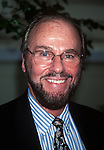 James Lipton at The Crystal Apple Awards at Grace Mansion in New York City on June 13th, 1996.