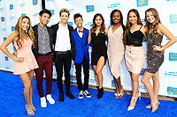 LOS ANGELES - OCT 28: Dream Talent Crew at The Actors Fund's 2018 Looking Ahead Awards at the Taglyan Complex on October, 2018 in Los Angeles, California