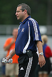 15 July 2007: Chicago Team Administrator Ron Stern.  The United Soccer League Division 1 Carolina Railhawks defeated Major League Soccer's Chicago Fire 1-0 in a Third Round Lamar Hunt U.S. Open Cup game at SAS Stadium in Cary, North Carolina.