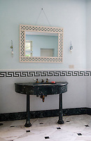 Italien, Capri, Villa Lysis (Villa Fersen) erbaut vom französischen Stahlbaron Fersen