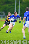 Laune Rangers v Dr Crokes  in their County League Division One.clash at Killorglin on Saturday.