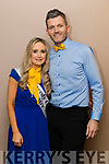 Nathan McDonnell and Edel O'Donoghue at Ballymac Strictly Come Dancing, at Ballygarry House Hotel & Spa, Tralee, on Saturday night