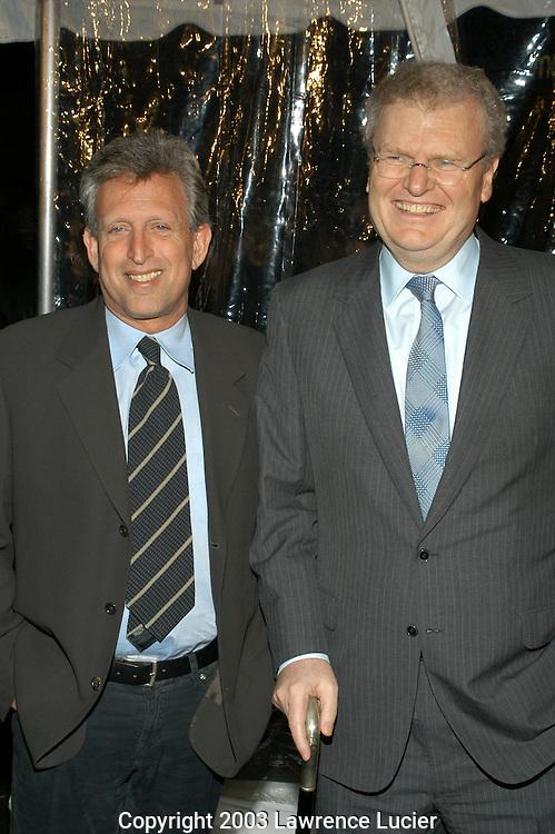 Joe Roth and Sir Howard Stringer