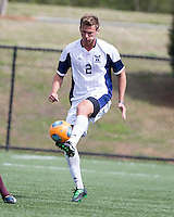 The Winthrop University Eagles played the UNC Wilmington Seahawks in The Manchester Cup on April 5, 2014.  The Seahawks won 1-0.  Spencer Tayloe (2)