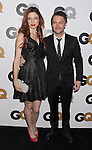 LOS ANGELES, CA - NOVEMBER 13: Chris Hardwick, Chloe Dykstra arrive at the GQ Men Of The Year Party at Chateau Marmont Hotel on November 13, 2012 in Los Angeles, California.