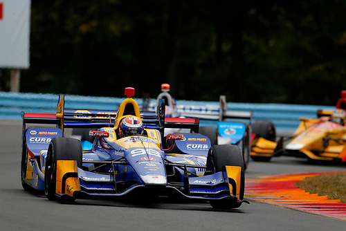 Verizon IndyCar Series<br /> IndyCar Grand Prix at the Glen<br /> Watkins Glen International, Watkins Glen, NY USA<br /> Sunday 3 September 2017<br /> Alexander Rossi, Curb Andretti Herta Autosport with Curb-Agajanian Honda<br /> World Copyright: Phillip Abbott<br /> LAT Images<br /> ref: Digital Image abbott_wglen_0817_10476