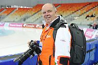 SPEEDSKATING: SOCHI: Adler Arena, 20-03-2013, Training, Huub Snoep (KNSB), © Martin de Jong