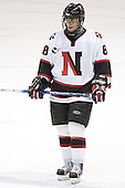 Bryan Esner - The Boston College Eagles and Northeastern University Huskies tied at 1 on Saturday, October 22, 2005, at Matthews Arena in Boston, Massachusetts.
