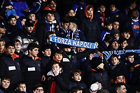 26th January 2020; Stadio San Paolo, Naples, Campania, Italy; Serie A Football, Napoli versus Juventus; supporters Naples