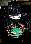 A view of the TV Final Table