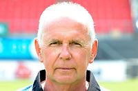 EMMEN - Voetbal, Presentatie FC Emmen, seizoen 2018-2019, 19-07-2018, clubarts Dick Grootoonk