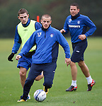 261010 Rangers training