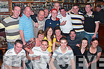 SWING: New Year celebrations were in full swing in Mike the Pies Bar, Listowel, on Monday night.   Copyright Kerry's Eye 2008