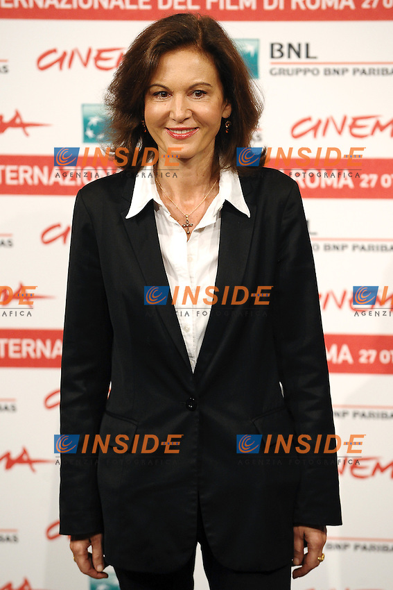 """Anne FONTAINE.""""Mon pire cauchemar"""".Roma 30/10/2011 Auditorium.Festival Internazionale del Film di Roma.Foto Andrea Staccioli Insidefoto"""