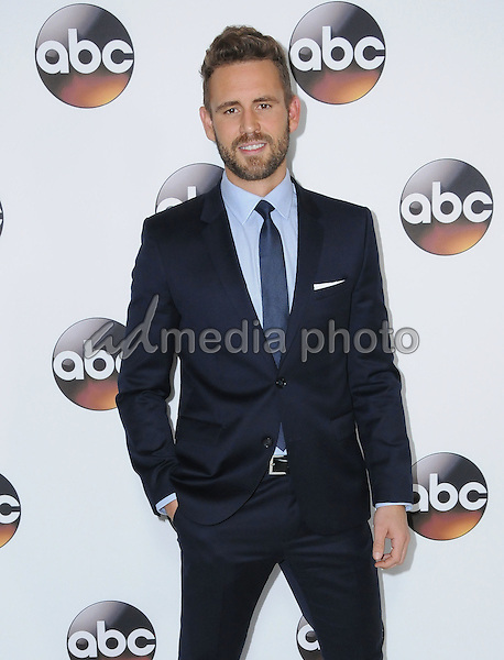 10 January 2017 - Pasadena, California - Nick Viall. Disney ABC Television Group TCA Winter Press Tour 2017 held at the Langham Huntington Hotel. Photo Credit: Birdie Thompson/AdMedia