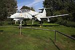 FMA 1A-5A8 PUCARA, Argentina Norfolk  Suffolk aviation museum Flixton Bungay England.