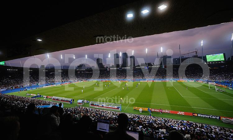 FUSSBALL EUROPAMEISTERSCHAFT 2008  Frankreich - Italien    17.06.2008 Stadionuebersicht EM Stadion Zuerich