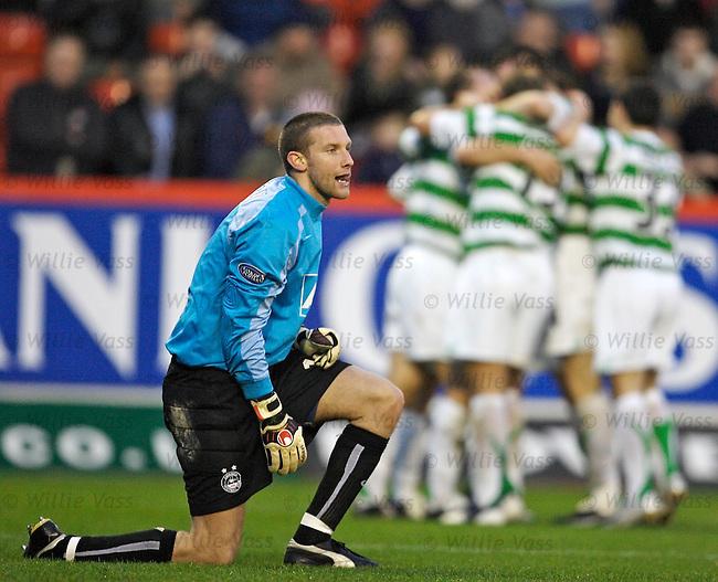Ryan Esson, Aberdeen.stock season 2005-2006.pic willie vass