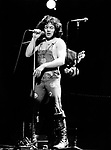 Geordie 1973 Brian Johnson at The Rainbow<br /> © Chris Walter