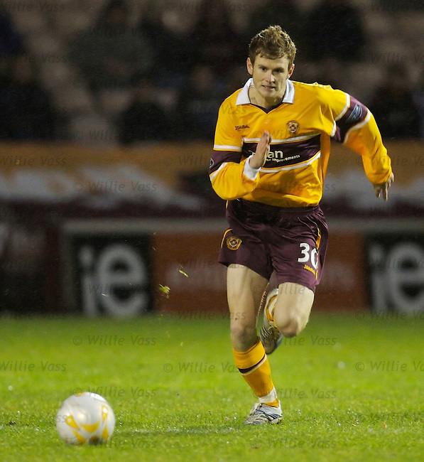 Mark Reynolds, Motherwell.stock season 2006-2007.pic willie vass