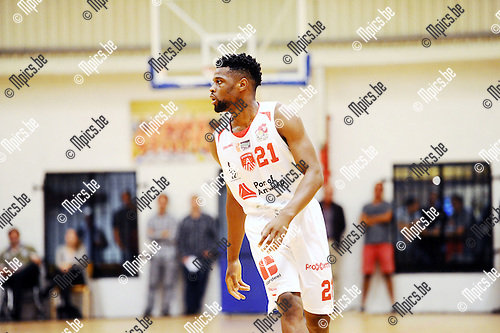 2015-09-01 / Basketbal / Seizoen 2015-2016 / Antwerp Giants / Ordane Kanda<br /><br />Foto: Mpics.be
