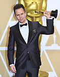 04.03.2018; Hollywood, USA: SAM ROCKWELL (Best Supporting Actor)<br /> at the 90th Annual Academy Awards held at the Dolby&reg; Theatre in Hollywood.<br /> Mandatory Photo Credit: &copy;Francis Dias/Newspix International<br /> <br /> IMMEDIATE CONFIRMATION OF USAGE REQUIRED:<br /> Newspix International, 31 Chinnery Hill, Bishop's Stortford, ENGLAND CM23 3PS<br /> Tel:+441279 324672  ; Fax: +441279656877<br /> Mobile:  07775681153<br /> e-mail: info@newspixinternational.co.uk<br /> Usage Implies Acceptance of Our Terms &amp; Conditions<br /> Please refer to usage terms. All Fees Payable To Newspix International