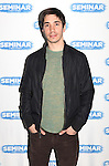 Justin Long.attending the 'SEMINAR' Come Meet The New Broadway Cast at the Roundabout Reharsal Studios in New York on 3/28/2012