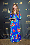 LOS ANGELES - APR 29: Bianca Giaever at The 43rd Daytime Creative Arts Emmy Awards Gala at the Westin Bonaventure Hotel on April 29, 2016 in Los Angeles, California