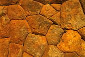 Cusco, Peru. Inca polygonal stonework.