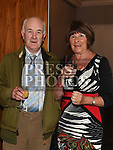 Tony and Una Hearty at the Dominican Ball in the Westcourt hotel. Photo:Colin Bell/pressphotos.ie