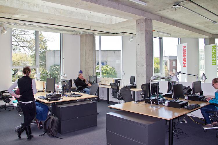 Seattle The Bullitt Center Greenest Office Building In World University Of Washington Integrated