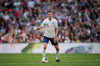 Michael Keane (Everton) of England during the UEFA 2020 Euro Qualifier match between England and Bulgaria at Wembley Stadium, London, England on 7 September 2019. Photo by Andy Rowland.