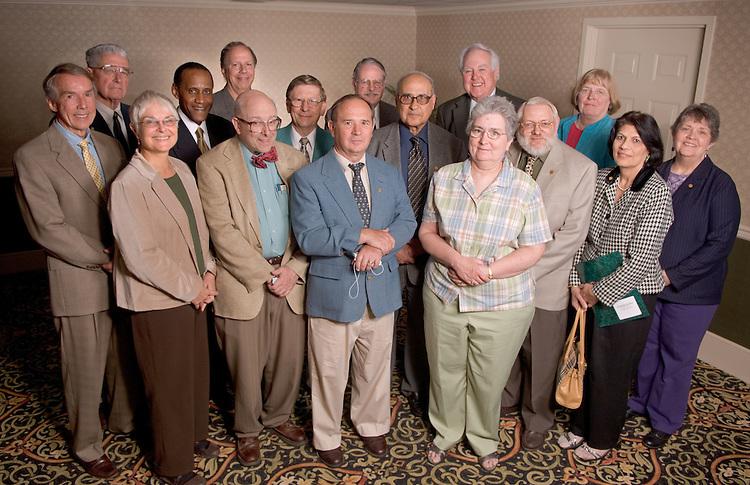 Emeriti inductees group photo