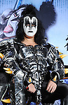 HOLLYWOOD, CA - MARCH 20: Gene Simmons of KISS  attends the 'Kiss, Motley Crue: The Tour' Press Conference at Hollywood Roosevelt Hotel on March 20, 2012 in Hollywood, California.