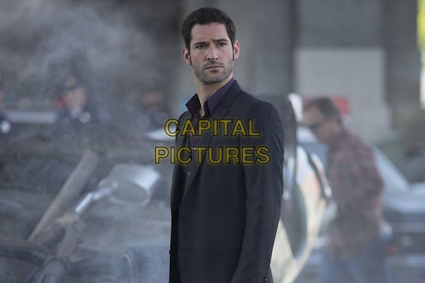 Lucifer (2016-)<br /> (Season 1)<br /> Tom Ellis<br /> *Filmstill - Editorial Use Only*<br /> CAP/FB<br /> Image supplied by Capital Pictures