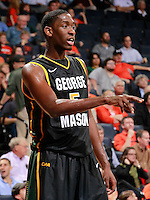 CHARLOTTESVILLE, VA- DECEMBER 6: Jonathan Arledge #5 of the George Mason Patriots during the game on December 6, 2011 against the Virginia Cavaliers at the John Paul Jones Arena in Charlottesville, Virginia. Virginia defeated George Mason 68-48. (Photo by Andrew Shurtleff/Getty Images) *** Local Caption *** Jonathan Arledge