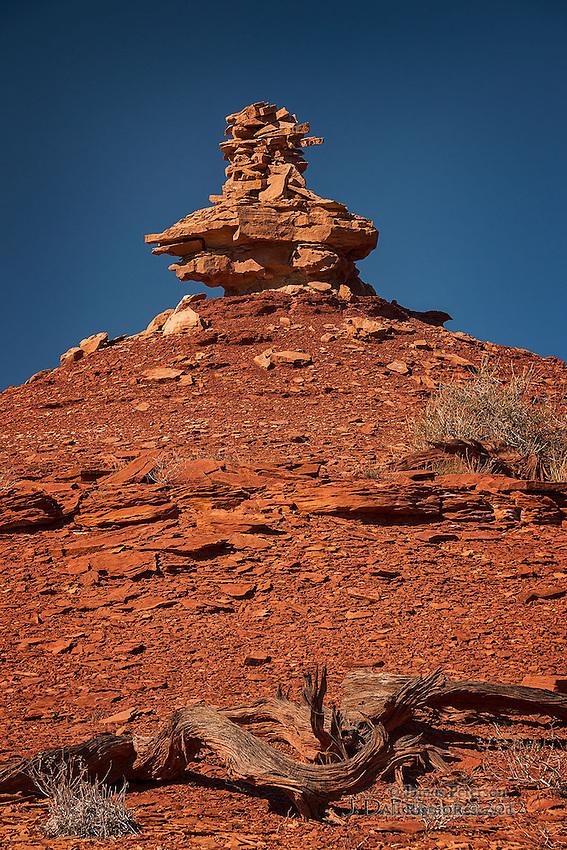 The Pinnacle, San Rafael Swell, Utah