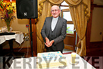 A Farewell celebration for Fr Patsy of St. Brendans Parish at Meadowlands Hotel on Thursday