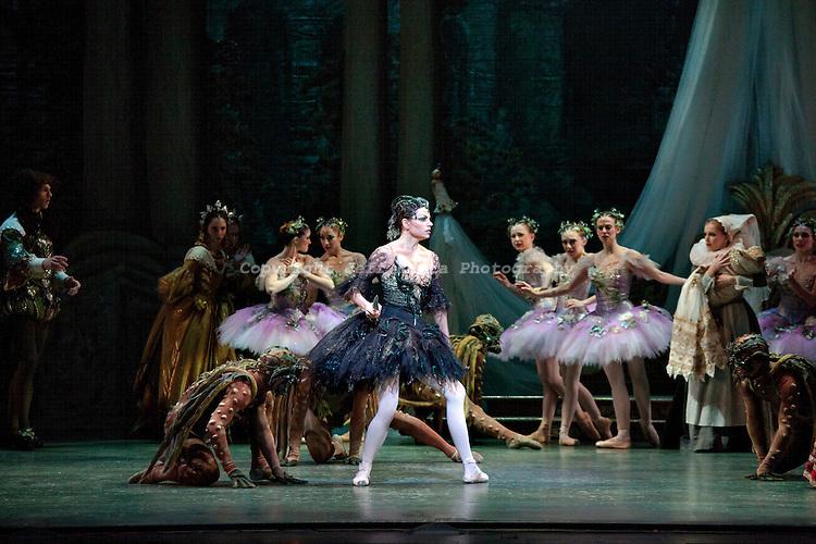 Texas Ballet Theater perform The Sleeping Beauty at the Winspear Opera House on June 10, 2010 in Dallas, TX. Ben Stevenson O.B.E.