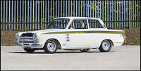 Racing legend Jim Clark's £250,000 Ford Cortina.