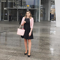 Pictured: Bethan James<br /> Re: The daughter of former England test cricketer has died aged 21, after a suspected case of sepsis. <br /> Ex-Glamorgan captain Steve James, 52, who now works as a sports journalist was away covering a Six Nations rugby match in Ireland when his daughter Bethan was taken ill.