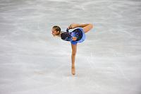 OLYMPICS: SOCHI: Iceberg Skating Palace, 08-02-2014, Figure Skating, Short Programm Ladies, Yulia Lipnitskaya (RUS), ©foto Martin de Jong