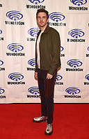 """ANAHEIM, CA - MARCH 29: Dan Stevens, cast member of FX's """"Legion"""" attends WonderCon 2019 at the Anaheim Convention Center on March 29, 2019 in Anaheim, California. (Photo by Frank Micelotta/FX/PictureGroup)"""