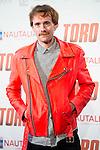 "Daniel Perez Prada attends to the premiere of the spanish film ""Toro"" at Kinepolis Cinemas in Madrid. April 20, 2016. (ALTERPHOTOS/Borja B.Hojas)"
