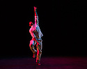 London, UK. 13.02.2014. Cindy Claes presents her Wild Card production of DANCEHALL TAKEOVER in the Lilian Baylis Studio, at Sadler's Wells. Picture shows: Paradigmz, in THE DANCEHALL SPRIT. Photograph © Jane Hobson.