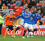 Lee McCulloch back after injury.